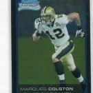 MARQUES COLSTON 2006 Bowman Chrome #29 ROOKIE New Orleans Saints