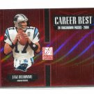 JAKE DELHOMME 2005 Donruss Elite Career Best INSERT #CB-19 Carolina Panthers QB #d/1000