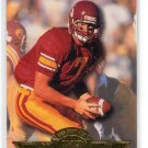 KYLE WACHHOLTZ 1996 Press Pass #75 ROOKIE USC Trojans QB