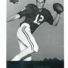 KEN STABLER 2011 UD College Football Legends #55 Alabama Crimson Tide QB