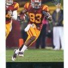 RONALD JOHNSON 2011 UD College Football Legends #92 ROOKIE USC Trojans