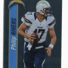 PHILIP RIVERS 2013 Panini Sticker FOIL #217 Chargers NORTH CAROLINA NC STATE Wolfpack QB