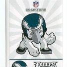 RUSH ZONE 2013 Panini Sticker #258 Philadelphia Eagles