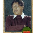 CESAR CHAVEZ 2009 Topps Chrome Heritage SP #C57 Civil Rights Leader #d/1776