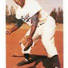 JACKIE ROBINSON 1982 TCMA 4x6 Jumbo #15 Brooklyn Dodgers HOF