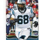 KAWANN SHORT 2013 Topps #156 ROOKIE Carolina Panthers PURDUE Boilermakers