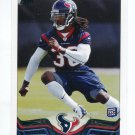 D.J. DJ SWEARINGER 2013 Topps #63 ROOKIE Texans SOUTH CAROLINA Gamecocks