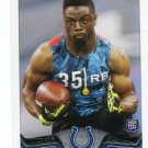 KERWYN WILLIAMS 2013 Topps #124 ROOKIE Colts UTAH STATE