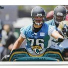 LUKE JOECKEL 2013 Topps #35 ROOKIE Jaguars TEXAS A&M Aggies