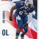 JOE HARRIS 2012 Upper Deck UD USA Football #31 Virginia Cavaliers OG