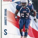 JARRETT IRVING 2012 Upper Deck UD USA Football #28 Houston Cougars SAFETY