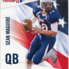 SEAN MAGUIRE 2012 Upper Deck UD USA Football #42 Florida State Seminoles QB