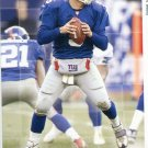 KERRY COLLINS 2002 Pacific Heads Up BLUE THICK SP #113 Penn State NEW YORK NY Giants QB
