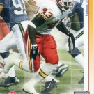 OMAR EASY 2002 Pacific Heads Up #88 ROOKIE Penn State KANSAS CITY KC Chiefs