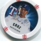 NELSON CRUZ 2013 Topps MLB Chipz TEXAS RANGERS