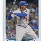SCOTT VAN SLYKE 2013 Topps Update #US29 ROOKIE Dodgers