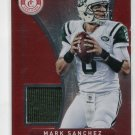 MARK SANCHEZ 2013 Panini Totally Certified JERSEY #51 New York NY Jets USC Trojans Broncos QB #d/299