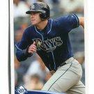 EVAN LONGORIA 2012 Topps MLB Sticker #31 Rays