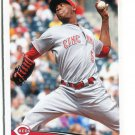 AROLDIS CHAPMAN 2012 Topps MLB Sticker #213 Reds