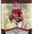 SAM BRADFORD 2011 UD College Football Legends All-Time Alumni INSERT Oklahoma Sooners RAMS QB
