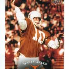 MARTY AKINS 2011 UD College Football Legends #27 Texas Longhorns QB