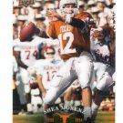 SHEA MORENZ 2011 UD College Football Legends #58 Texas Longhorns QB
