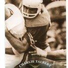 CHARLIE TALBERT 2011 UD College Football Legends GOLD SP #8 Texas Longhorns #d/210
