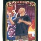 JASON KIDD 2012 Upper Deck UD Goodwin Champions #116 Nets CAL BEARS
