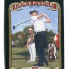 BILL HAAS 2012 Upper Deck UD Goodwin Champions #111 PGA Golf
