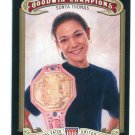 SONYA Black Widow THOMAS 2012 Upper Deck UD Goodwin Champions #45 Competitive Eating