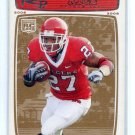 RAY RICE 2008 Topps Rookie Progression THICK SP #200 ROOKIE Rutgers RAVENS #d/389