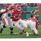 LARRY JOHNSON 2008 Upper Deck UD #94 Penn State KC CHIEFS
