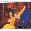 BELLE Beauty and the Beast 1991 Pro Set PROMO Walt Disney