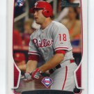 DARIN RUF 2013 Bowman #172 ROOKIE Philadelphia Phillies
