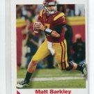 MATT BARKLEY 2012 Sports Illustrated SI for Kids #164 ROOKIE USC Trojans EAGLES QB