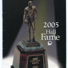 SBC Cotton Bowl Hall of Fame Induction Ceremony PROGRAM - April 20, 2005
