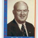 JIM HOSS BROCK 2005 SBC Cotton Bowl Hall of Fame card