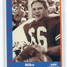 MIKE DEAN 2005 SBC Cotton Bowl Hall of Fame card TEXAS Longhorns