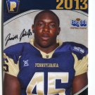JUNIOR JOSEPH 2013 Pennsylvania PA Big 33 High School card UCONN Huskies DE