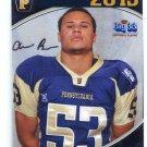 AUSTIN BROWN 2013 Pennsylvania PA Big 33 High School card OHIO U. RB
