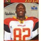 ANDREW ANKRAH 2013 Maryland MD Big 33 High School card JAMES MADISON DL