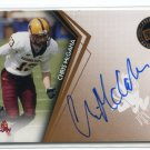 CHRIS McGAHA 2010 Press Pass AUTO Autograph ROOKIE Arizona State Sundevils