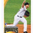 DANIEL McCUTCHEN 2010 Topps #229 ROOKIE Pittsburgh Pirates