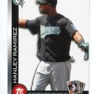 HANLEY RAMIREZ 2010 Topps ToppsTown INSERT #TTT3 Dodgers MARLINS