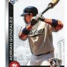 ADRIAN GONZALEZ 2010 Topps ToppsTown INSERT #TTT4 Dodgers PADRES
