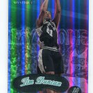 TIM DUNCAN 1999-00 Fleer Mystique #73 Spurs WAKE FOREST