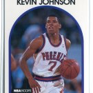 KEVIN JOHNSON 1989 Hoops #35 ROOKIE Phoenix Suns
