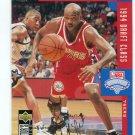 SHARONE WRIGHT 1994 Upper Deck UD Collector's Choice Silver Script SP #411 ROOKIE 76ers CLEMSON