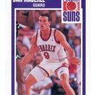 DAN MAJERLE 1989 Fleer #124 ROOKIE Phoenix Suns