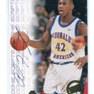 AL HARRINGTON 1998 Press Pass McDonald's High School AUTO ROOKIE Wizards